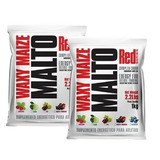 2x Waxy Maize Malto Dextrose (1kg)