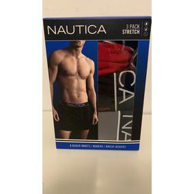 Nautica 3-pack 95 %cotton Boxer