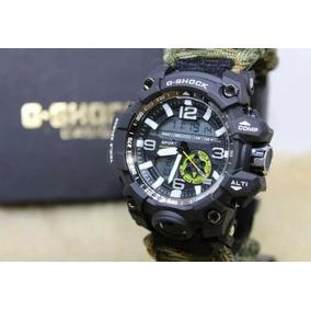 Relógio Masculino G-shock Aventureiro C/ Busula