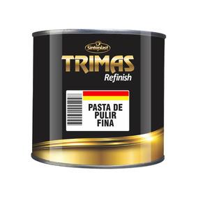 Pasta De Pulir Fina 0,5 Kg Auto Brillo Trimas Pintumm