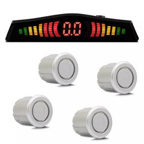 Sensor Estacionamento Ré 4 Sensores Fiat Uno 16,17,18,19