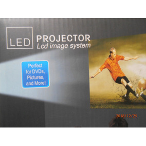 Video Beam Led - Projector Lcd Imagen System