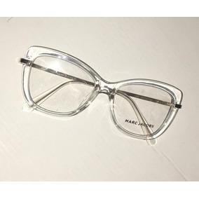 Armaçao Transparente Marc Jacobs - Óculos no Mercado Livre Brasil 6305891166