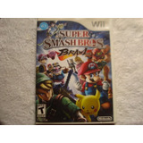Super Smash Bros Brawl Nintendo Wii Y Wii U