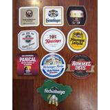 Colección 10 Posavasos Alemania Cerveza (c85) L2