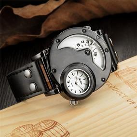 fac0090676e Relógio Masculino Oulm 9591 - Relógios no Mercado Livre Brasil