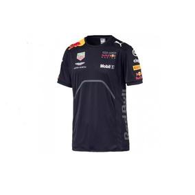 Camiseta Red Bull Racing Aston Martin Fórmula 1 F1 2019 956b6ec13e1