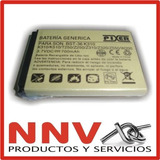 Bateria Sony Ericsson K320 K330 K510 T250 T280 Bst-36 K310