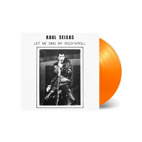 Raul Seixas - Let Me Sing Disco Lp Novo Lacrado