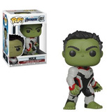 Funko Pop! Marvel Avengers: End Game - Hulk (con Traje) - Fu