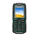 Telofono Celular Basico Tech4u Armor Dual Sim Verde Ibushak