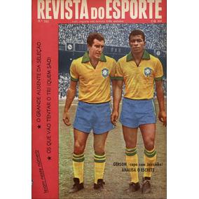 Revista Do Esporte - Coleção Escaneada - 407 Edições