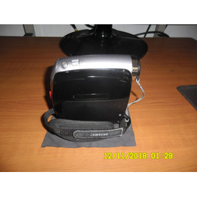 Samsung Mini Dv Sc-d382 Mini Camara Filmadora