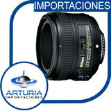 Nikon 50 Mm 1.8g Af-s