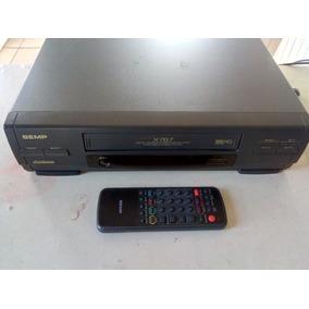 Video Cassete Semp X767 - Funcionando Perfeitamente