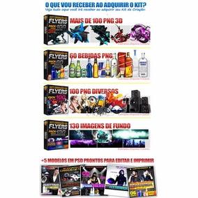 Kit Criação De Flyers E Cartazes Profissionais Para Eventos.