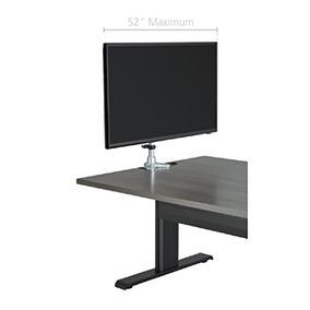 Rightangle Hstvmnt Hover Series Adjustable Tv Desk Mount