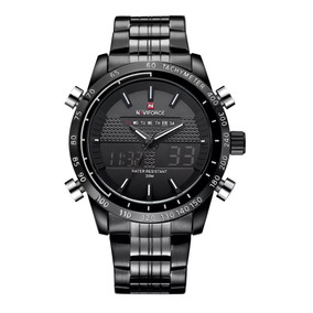 Relógio Naviforce Militar - Original E Barato - Mod 9024