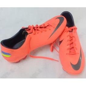 Zapatos De Futbol - Tacos y Tenis Césped natural Coral de Fútbol en ... 817c8d6550446