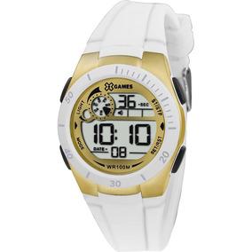 bb5889bc518 Relogio X Game Branco - Relógios no Mercado Livre Brasil