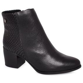 Bota Cano Curto Em Couro Bottero - Sapatos no Mercado Livre Brasil dc110f8501262