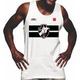 Camiseta Regata Vasco Da Gama Personalizada Com Nome Número e2cfb3c2be16a