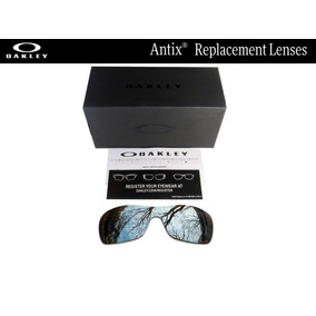 Micas De Reemplazo Para Oakley Antix Color Chrome