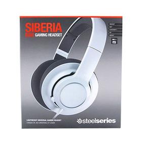 Fone Gamer Steelseries Siberia Raw Gaming Headset P2 Pc