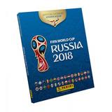 Album Panini Pasta Dura Mundial Rusia 2018 Fifa