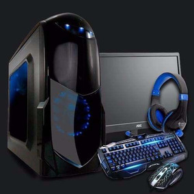 Pc Gamer Completo Gt710 / Teclado , Mouse E Headset Gamer