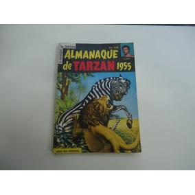 Almanaque Tarzan 1955 Ebal Excelente Estado Todo Original
