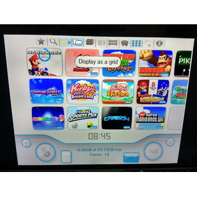 18 Jogos Wii, Mario , Zelda , Kirby, Mario Party 9...