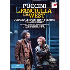 Puccini - La Fanciulla Del West - Kaufmann - Welser-möst Dvd