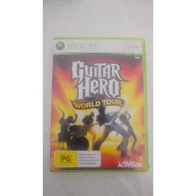 Guitar Hero World Tour Original - Xbox360