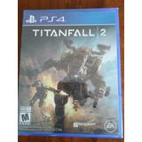 Titanfall 2 Juego Ps4 Nuevo Y Sellado En Español