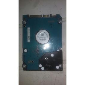 Disco Duro Toshiba 500gb Laptop Sata Dvr Usado