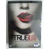 Dvd True Blood - 1ª Temporada Completa - 5 Discos - Lacrado!