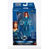 Dc Comics Multiverse Aquaman Figura Mera 2018