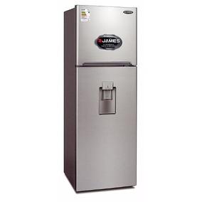 Heladera Refrigerador James Jn 400 Disp. Acero Inox_parte2