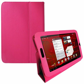 Capa Motorola Xoom.2 8,2 Mz-todos Vermelha Branca Rosa Vinho