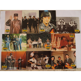 Cards The Beatles Collection + Revistas Poster & Revolution