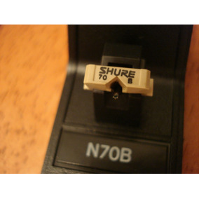 Aguja Shure® Mod.n70b Original M75c M74c M71 M81 Plato Mkll