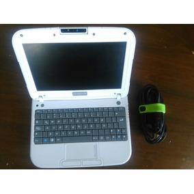 Mini Laptop C-a-n-a-i-m-a Letras Rojas Lenovo