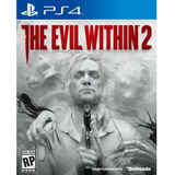 Juego Ps4 Bethesda The Evil Within 2