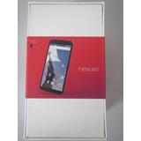 Google Nexus 6 32gb Azul Lacrado Parcelado Em 12 X Sem Juros