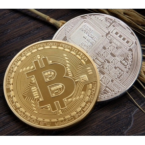 Bitcoin Moneda Física Conmemorativa Btc