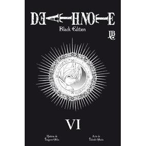 Death Note - Black Edition Coleção Completa + How To Read