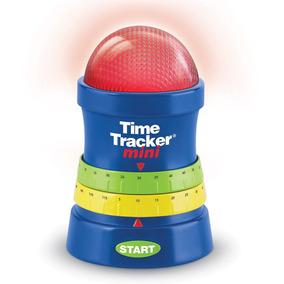 Learning Resources Temporizador Time Tracker Mini Con Alarma