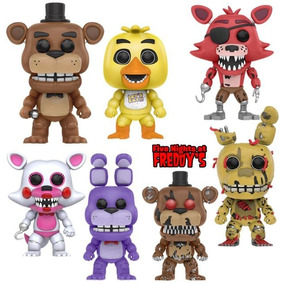 Boneco Funko Five Nights At Freddy