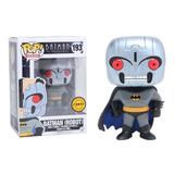 Funko Pop Batman 193 Robot Marvel Spinner Navidad Reyes